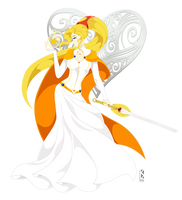 Sailor Venus, Queen of Love and Beauty