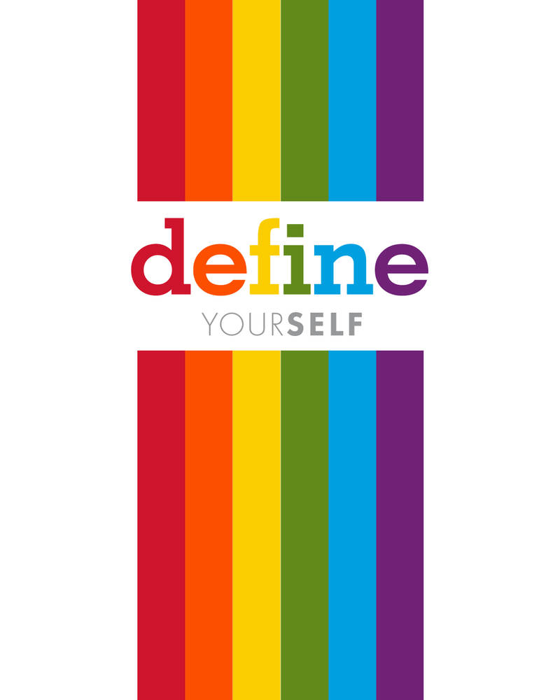 Define your self