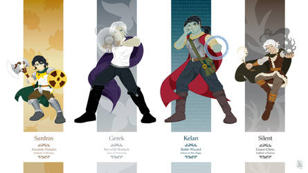 [DnD] Active Line-up