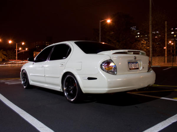 White 5th Gen Nissan Maxima 2 by Ruthless-Host on DeviantArt
