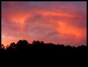 Hilltop Sunset 2