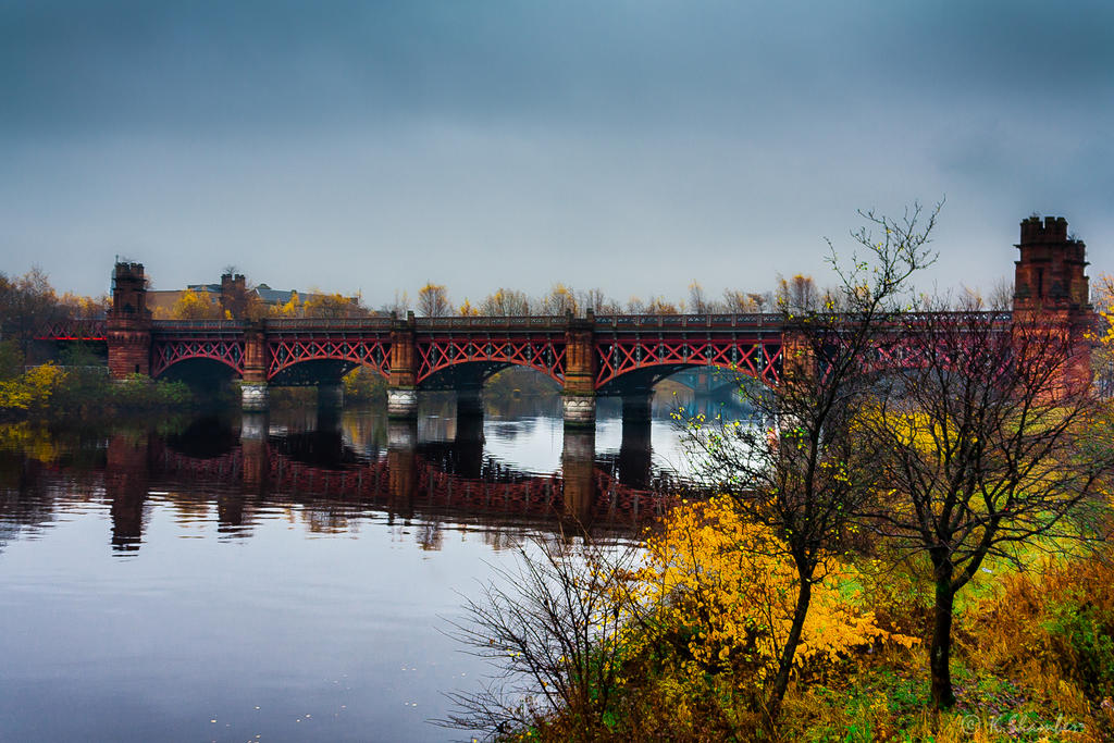 Bridge over Clyde by KBL3S