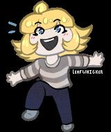 Excited by TeaLeafe