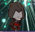Assassin!stuck Karkat shimeji by yoshiroshi