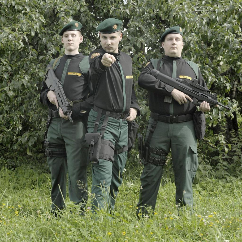 Royal Manticoran Marines by TwomblyCZ