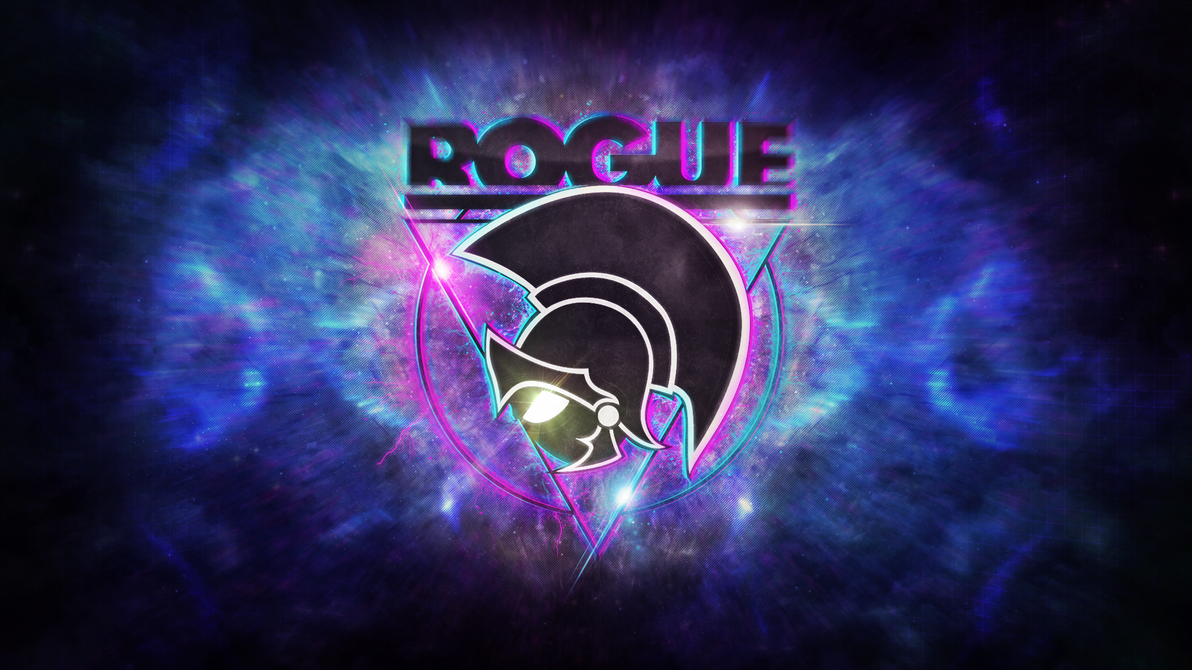 Wallpaper ~ Rogue. by Mackaged