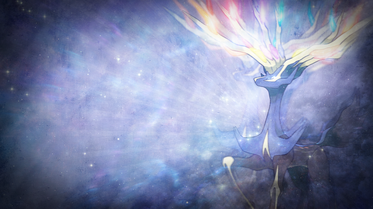 Wallpaper X   Xerneas  by Xerneas Desktop Wallpaper
