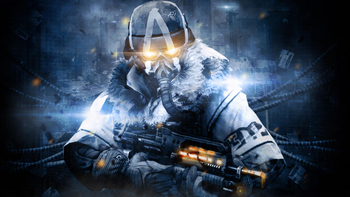 Wallpaper ~ Helghast. by Mackaged