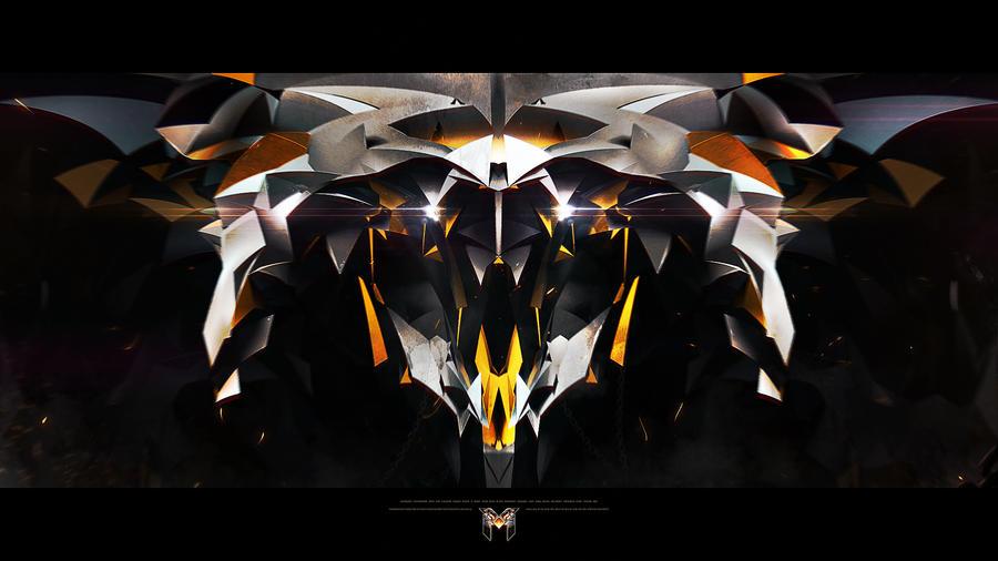 Robotic behemoth by Mackaged
