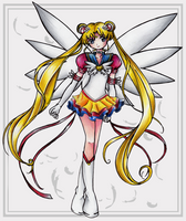 Eternal Sailor Moon by ChibiArticuno