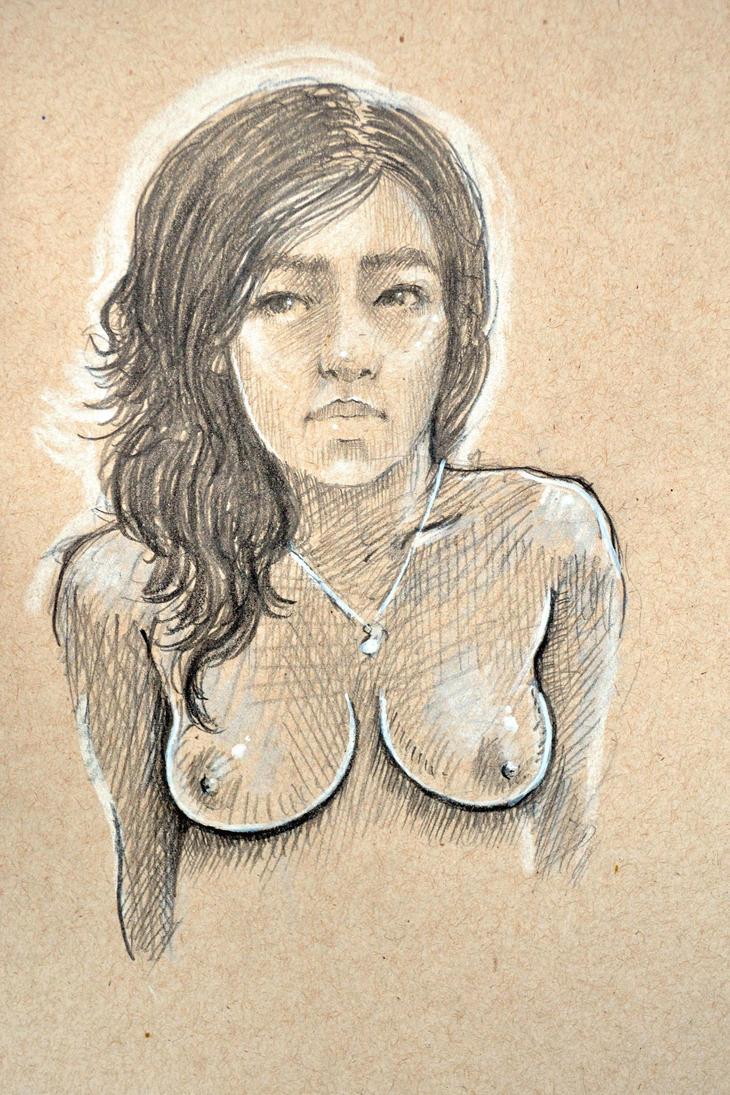 Gaby by balam1990