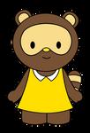 Hello Kitty OC - Emily (By Hanksterman)