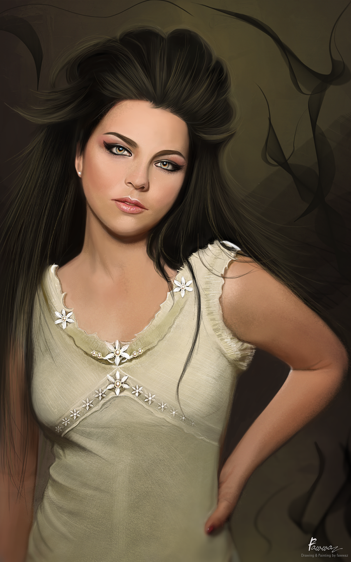 Amy Lee - The Open Door by fawwaz1