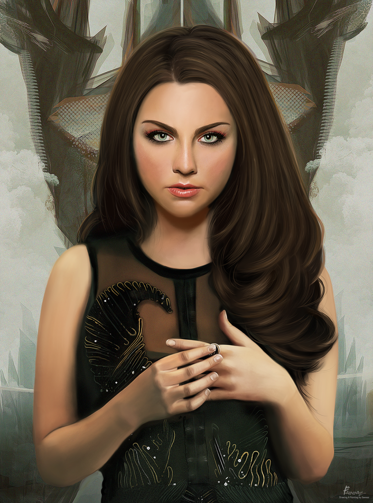 Amy Lee By Fawwaz1 On Deviantart