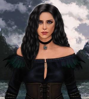 Yennefer of Vengerberg - the witcher
