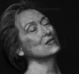 Meryl Streep- The Iron Lady