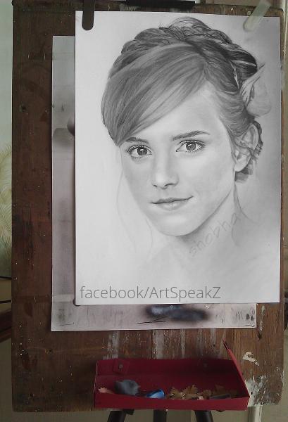Emma Watson FaceTimed fan to help her study