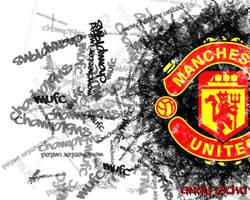 MUFC by AndyJacko