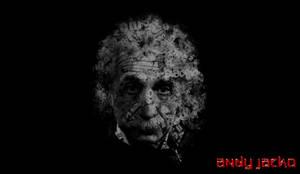 Albert Einstein Poster by AndyJacko