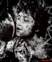 John Lennon Poster by AndyJacko