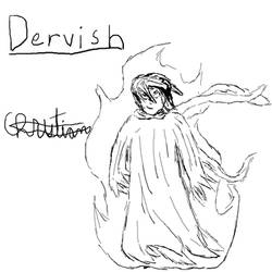 Dervish, Harbinger of Death by NightmareZero99