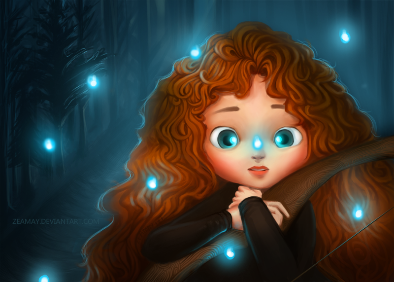 Merida by Zeamay