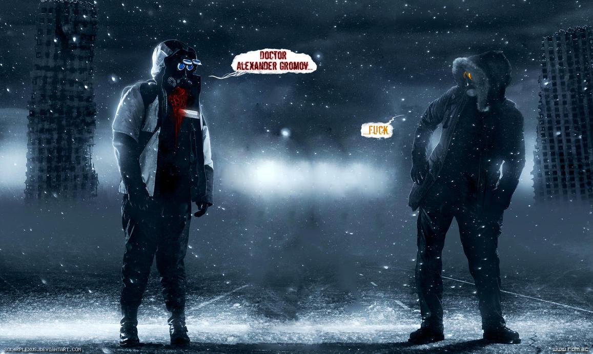 Zombie crew mate by Sol4rpleXus