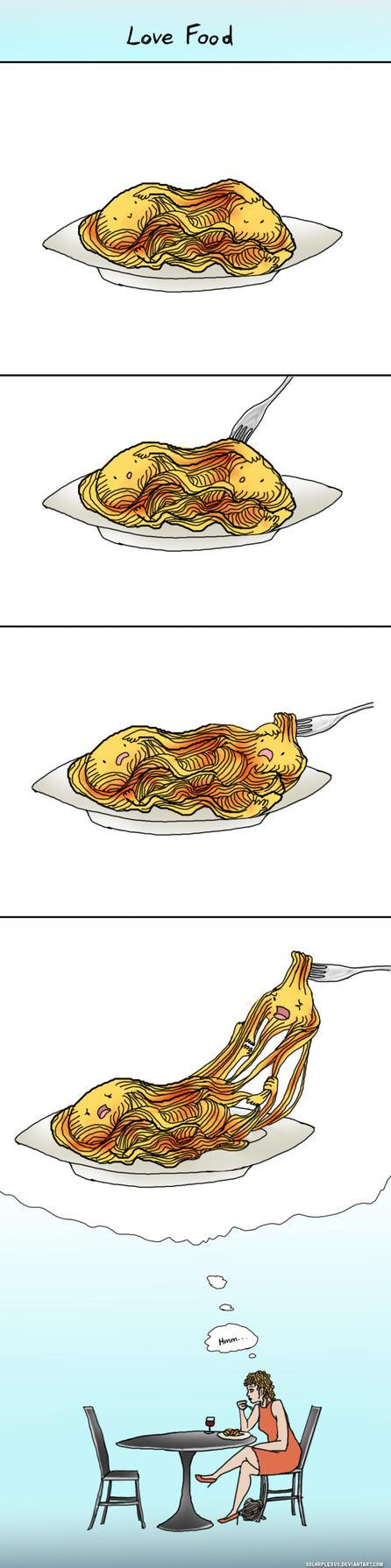 Spaghetti by Sol4rpleXus