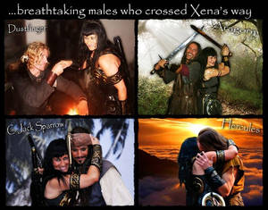 Males who crossed Xena's way..
