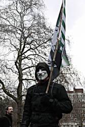 Anonymous Flagman by slysnakesamhardy