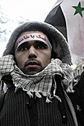 Arab Freedom by slysnakesamhardy