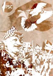Yasser Arafat Photomontage by slysnakesamhardy