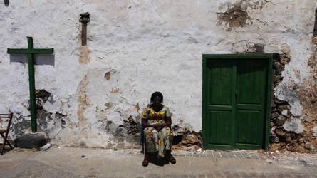 Mali Woman by slysnakesamhardy