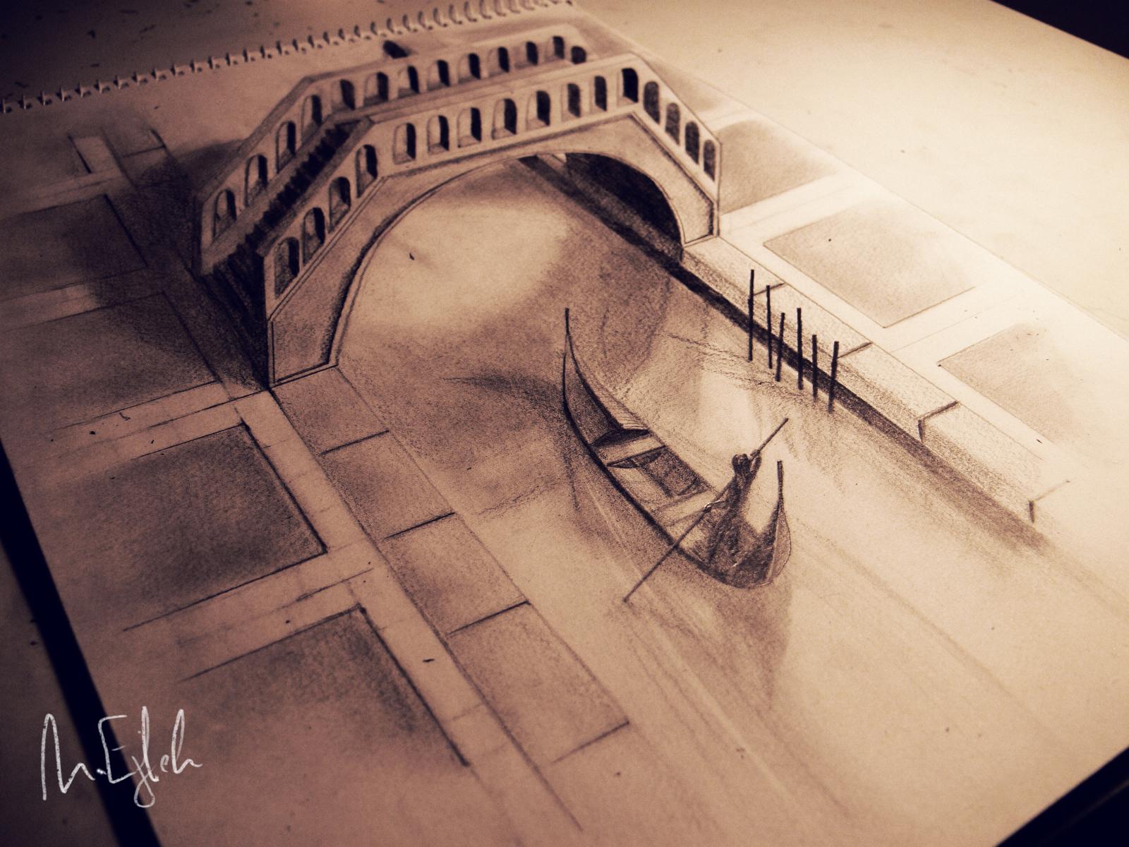 Venice by Muhammad-Ejleh
