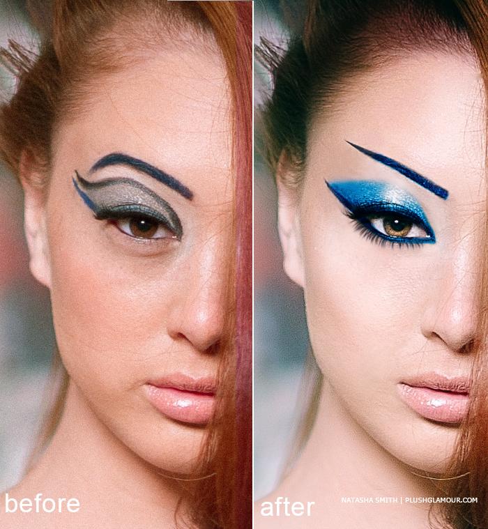 Digital Makeup by NatashaSmithPhoto