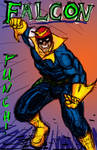 Captain Falcon Punch