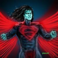 Super Man of Steel Film FanArt by Eastfist