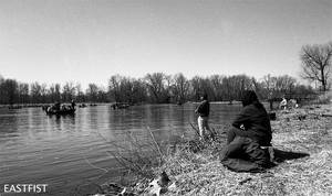Fishing Spot by Eastfist