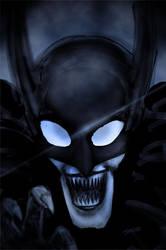 Batman Ben Affleck Cowl Concept Art by Eastfist