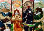 Four Ways of Pandaria