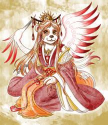 Tsuyo, the Ruby Feather