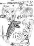 Japanimation, jdr and blood (96-98) by HHylst