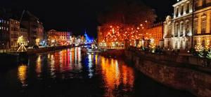 Quais de Strasbourg  23h