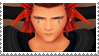 Axel Pout Stamp by Flamongirl13
