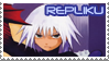 Replica Riku Stamp by Flamongirl13