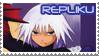 Replica Riku Stamp by Flamongirl13