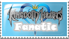 I'm a KH Fanatic Stamp by Flamongirl13