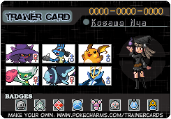 Trainer Card RP OC by AngeltheDeranged