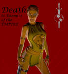 Death to enemies ot the Empire