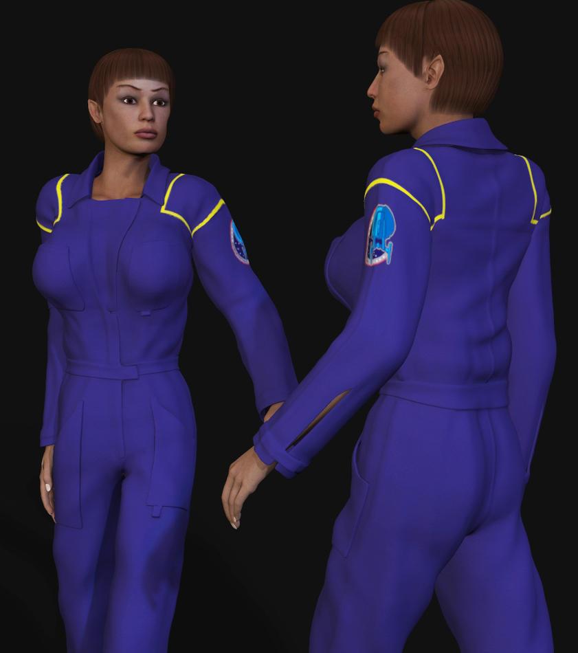 Test Uniform by jaguarry3